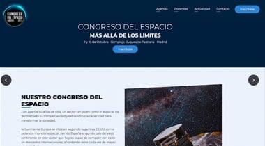 El Rey Don Felipe VI preside el Comité de Honor del Congreso del Espacio