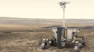 La ESA recibe el rover Rosalind Franklin que viajará a Marte en 2020