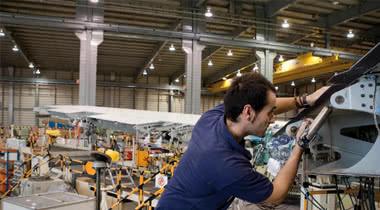La industria aeroespacial se alía con la formación profesional