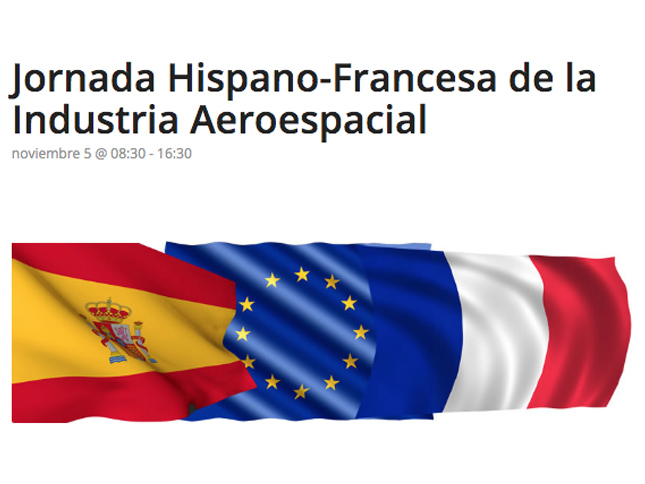 Jornada Hispano-Francesa de la Industria Aeroespacial