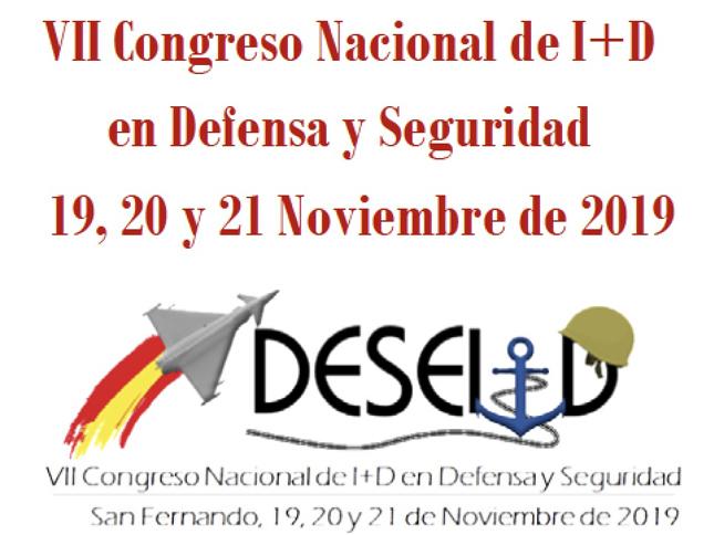 DSEi+d San Fernando (19, 20 y 21 de noviembre 2019)